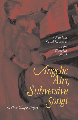 Cover of 'Angelic Airs, Subversive Songs'