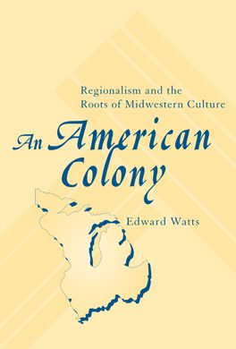 Cover of An American Colony