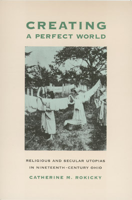 Cover of 'Creating a Perfect World'