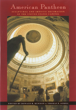 Cover of 'American Pantheon'