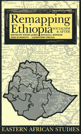Cover of 'Remapping Ethiopia'