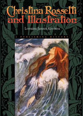 Cover of 'Christina Rossetti and Illustration'