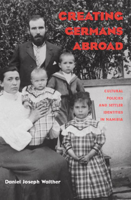 Cover of Creating Germans Abroad