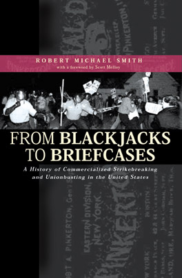 Cover of 'From Blackjacks to Briefcases'