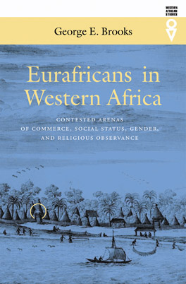 Cover of 'Eurafricans in Western Africa'