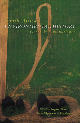 Cover of South Africa's Environmental History