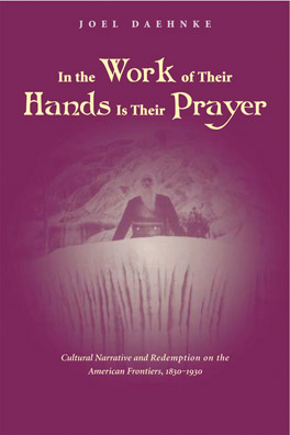Cover of In the Work of Their Hands Is Their Prayer