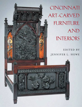 Cover of Cincinnati Art-Carved Furniture and Interiors