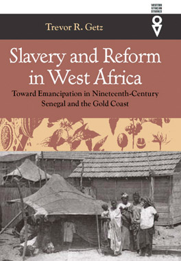 Cover of 'Slavery and Reform in West Africa'