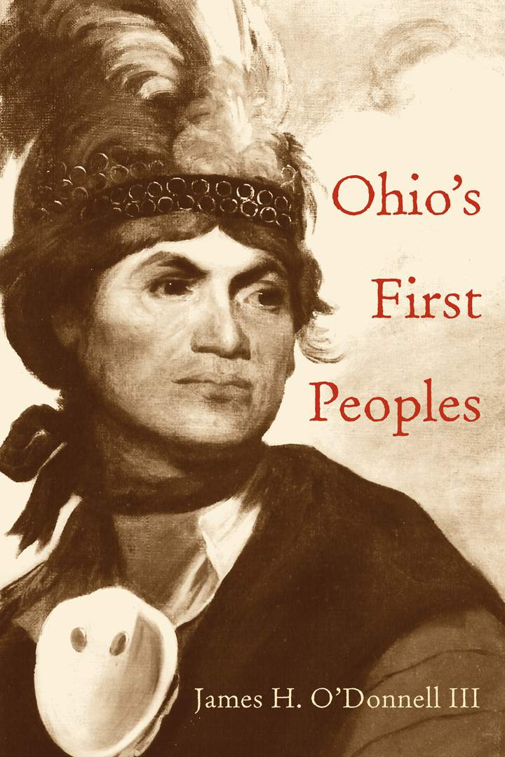 Cover of 'Ohio's First Peoples'