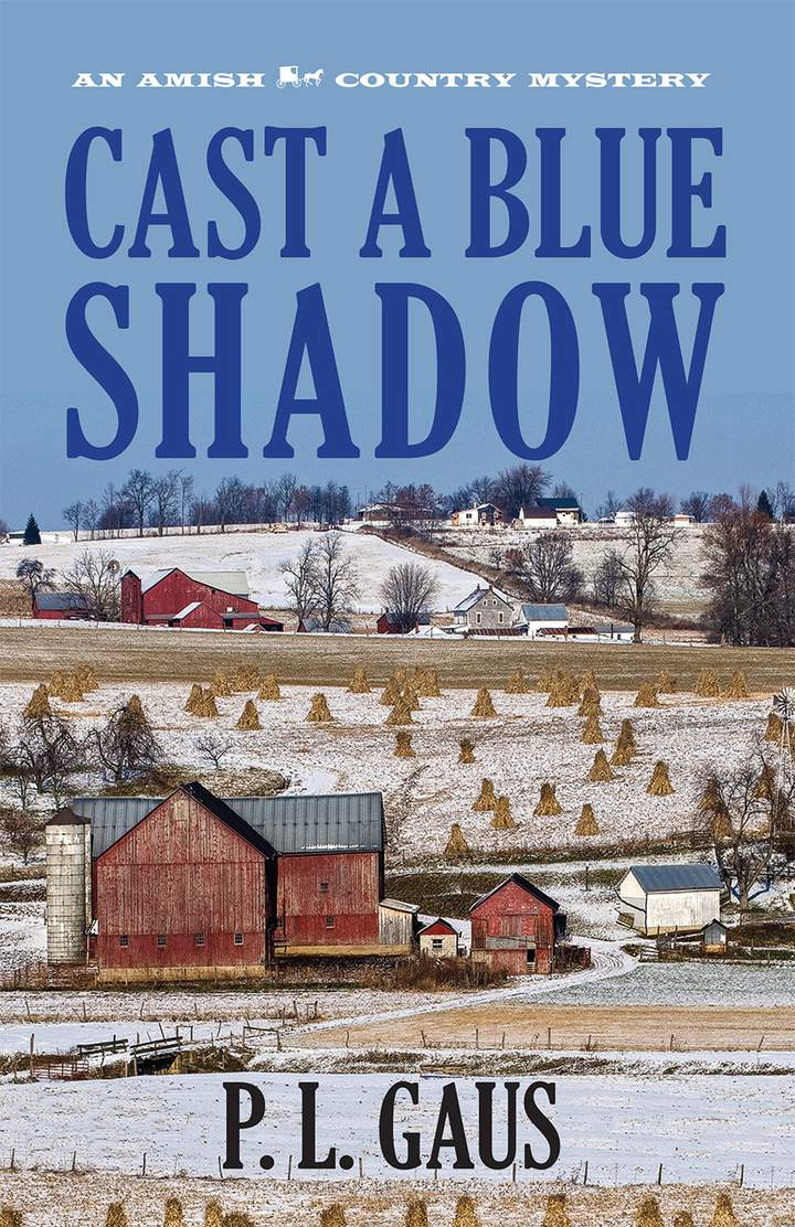 Cover of 'Cast a Blue Shadow'