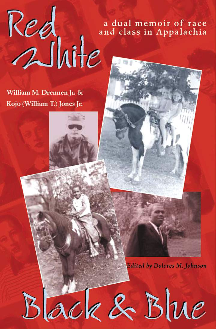 Cover of 'Red, White, Black, and Blue'