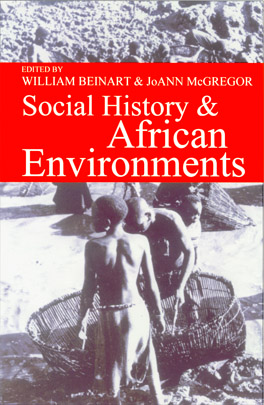 Cover of Social History and African Environments