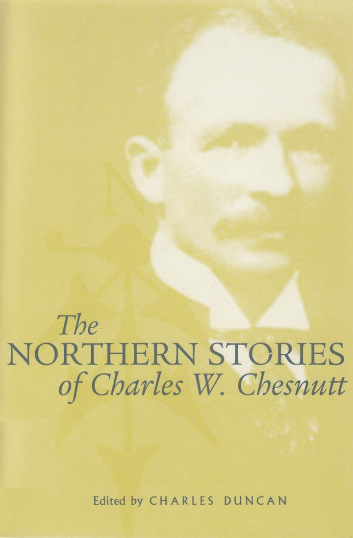 Cover of 'The Northern Stories of Charles W. Chesnutt'