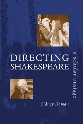 Cover of 'Directing Shakespeare'