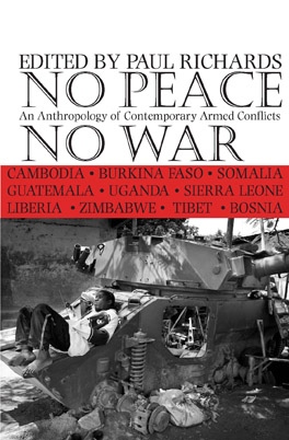Cover of 'No Peace, No War'