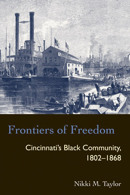 Cover of 'Frontiers of Freedom'