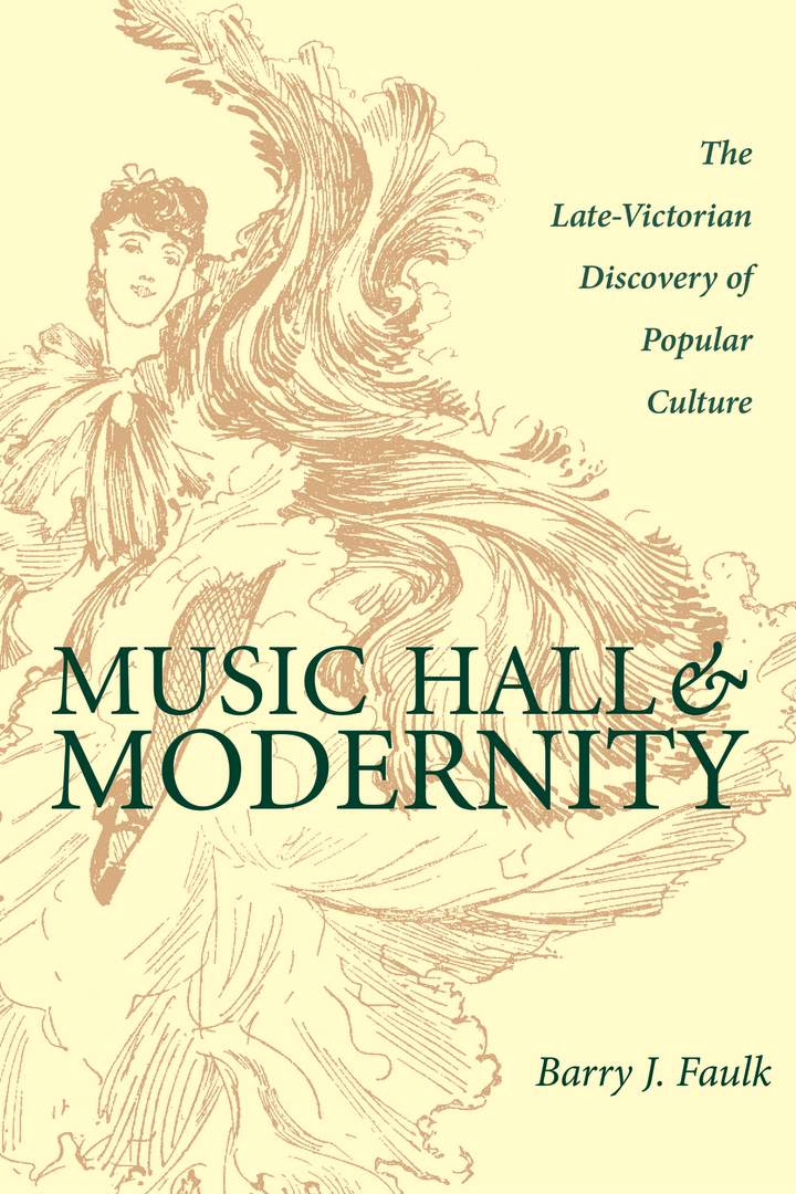Cover of Music Hall and Modernity