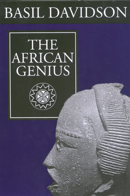 Cover of 'The  African Genius'