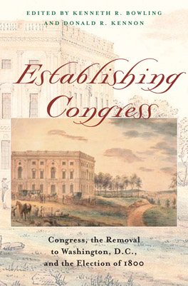 Cover of 'Establishing Congress'