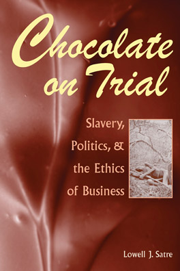 Cover of 'Chocolate on Trial'