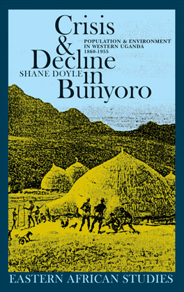 Cover of Crisis and Decline in Bunyoro