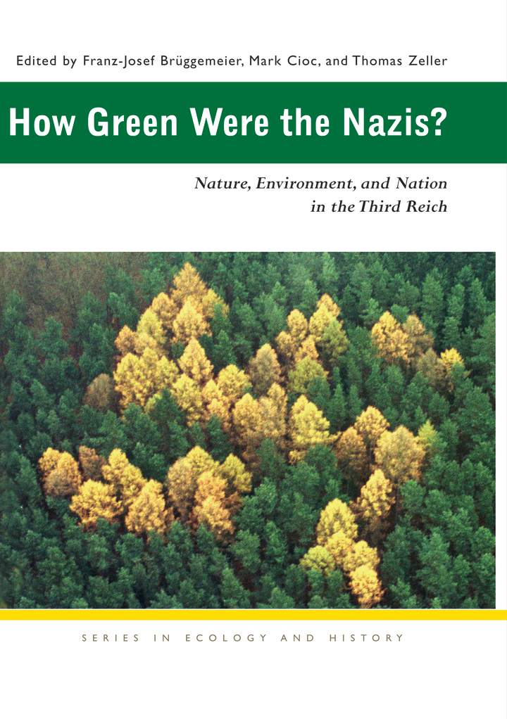 Cover of 'How Green Were the Nazis?'