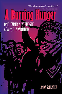Cover of A Burning Hunger