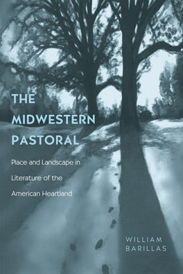 Cover of The Midwestern Pastoral