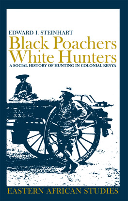 Cover of 'Black Poachers, White Hunters'