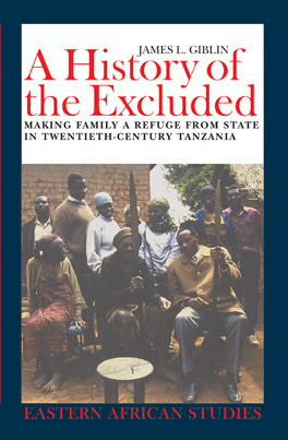 Cover of A History of the Excluded