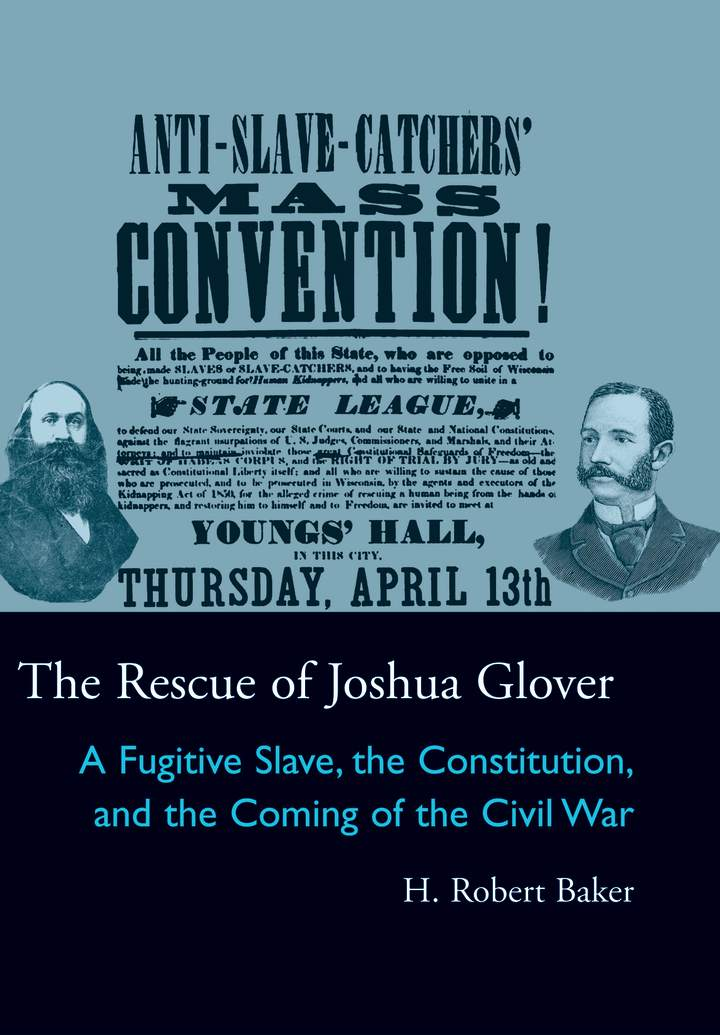 Cover of 'The Rescue of Joshua Glover'