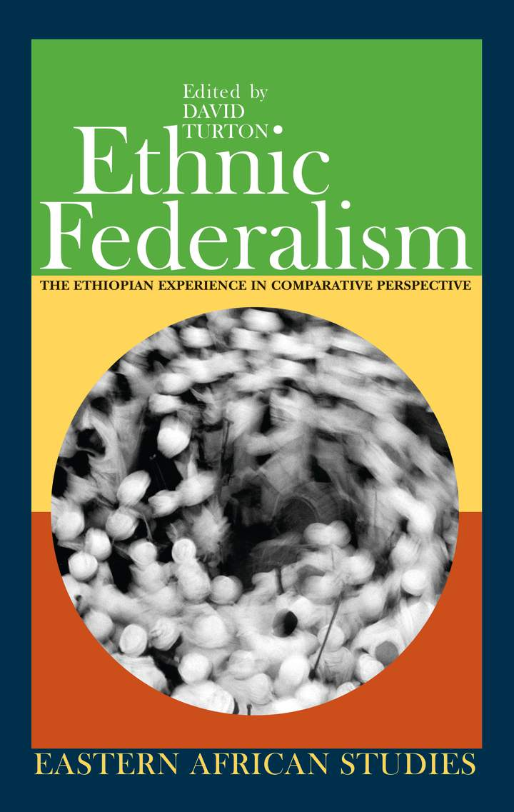 Cover of 'Ethnic Federalism'
