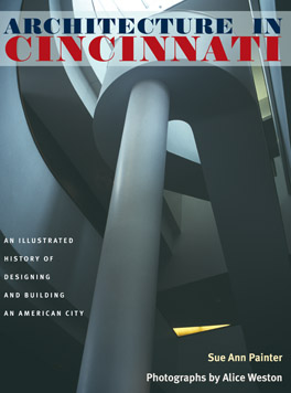Cover of Architecture in Cincinnati