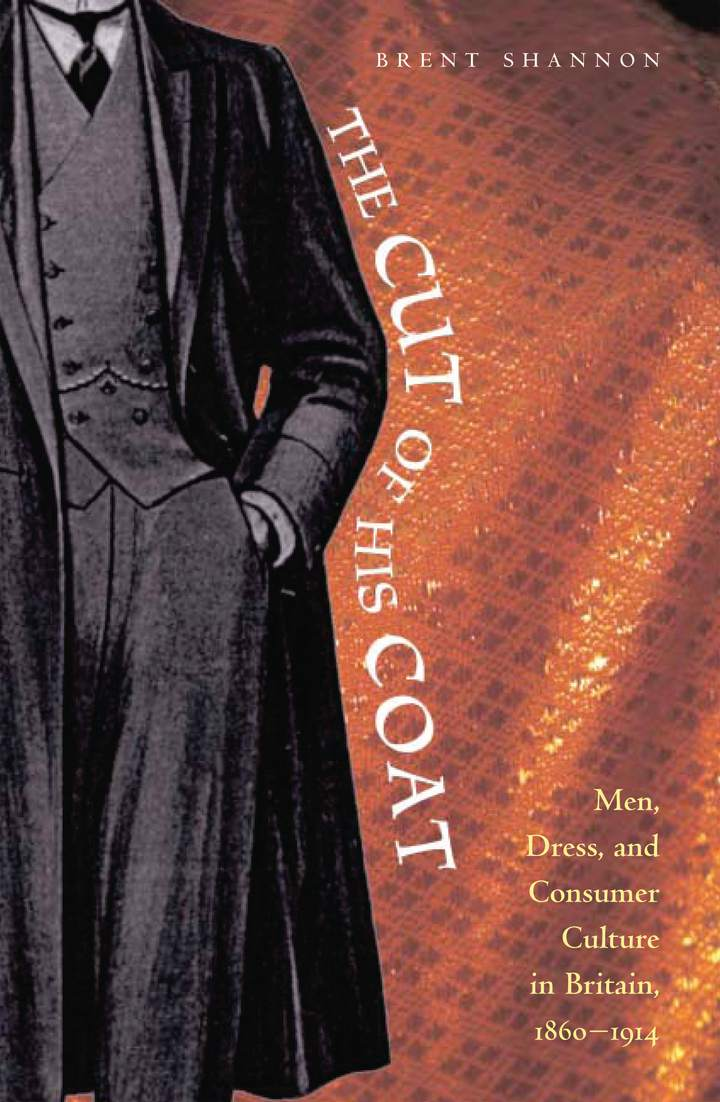 Cover of 'The Cut of His Coat'