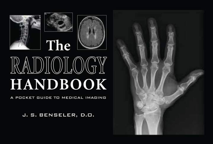 Cover of 'The Radiology Handbook'