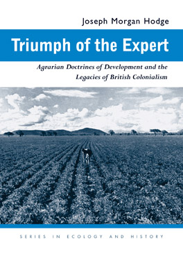 Cover of 'Triumph of the Expert'