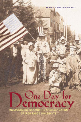 Cover of 'One Day for Democracy'