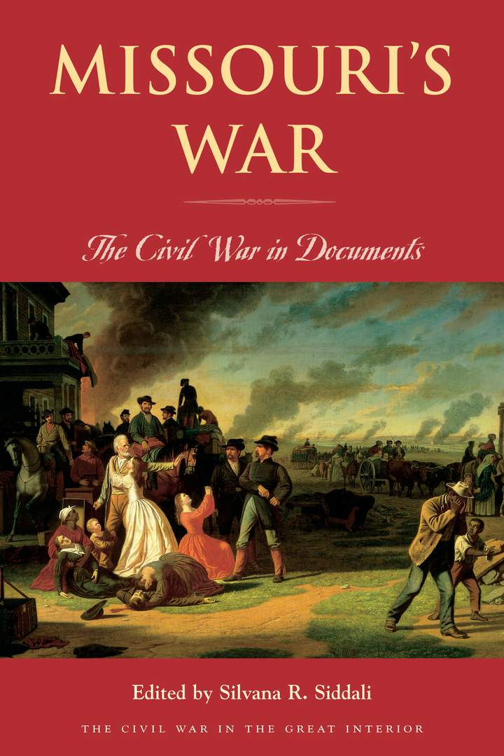 Cover of 'Missouri's War'