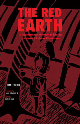 Cover of 'The Red Earth'