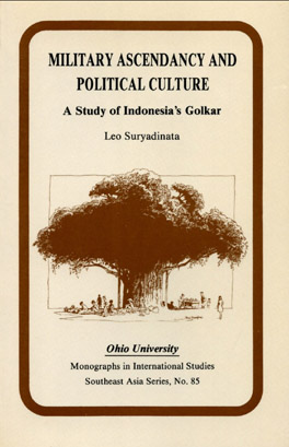 Cover of Military Ascendancy and Political Culture