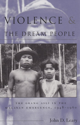 Cover of 'Violence and the Dream People'