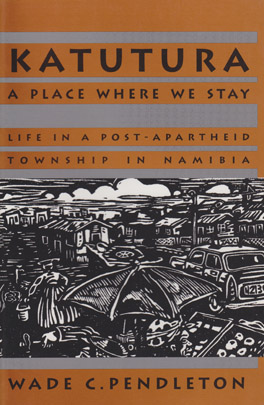 Cover of 'Katutura: A Place Where We Stay'