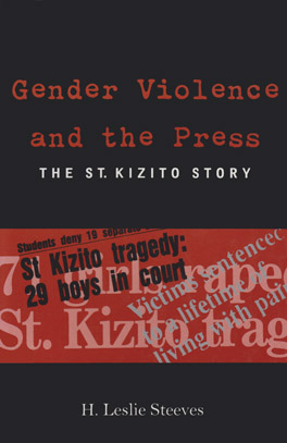 Cover of Gender Violence and the Press