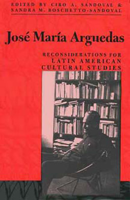Cover of 'José María Arguedas'