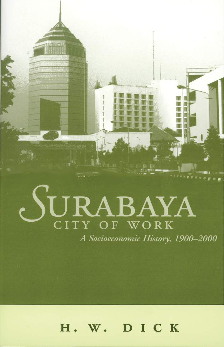 Cover of 'Surabaya, City of Work'