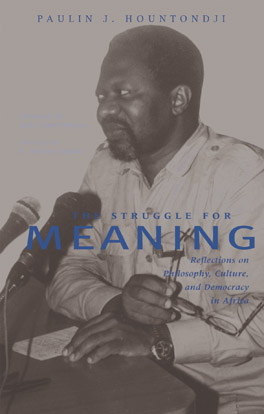 Cover of 'The  Struggle for Meaning'
