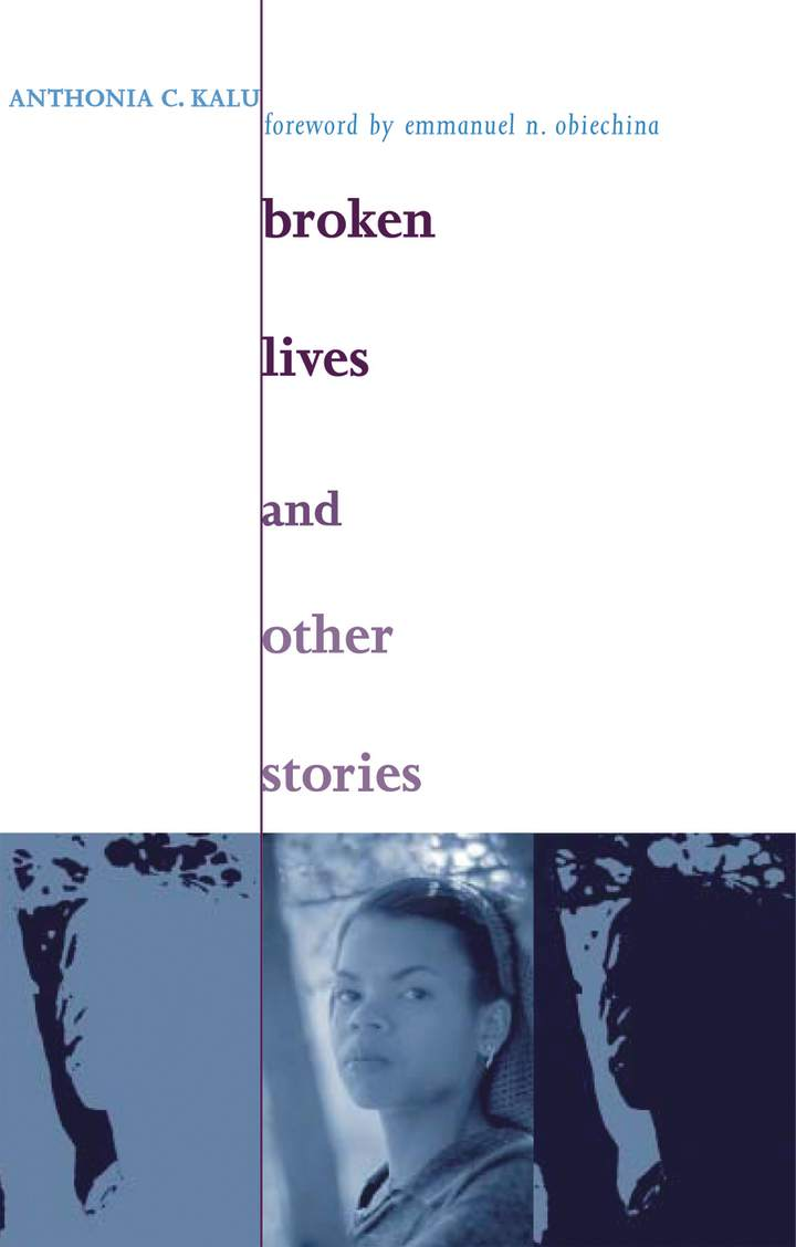 Cover of 'Broken Lives and Other Stories'