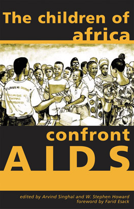 Cover of 'The Children of Africa Confront AIDS'