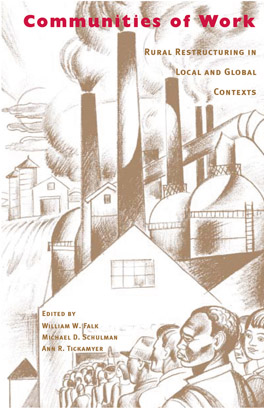 Cover of 'Communities of Work'